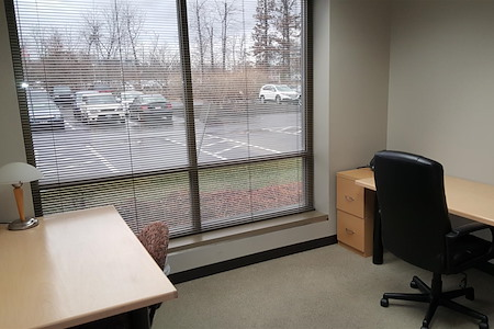 Intelligent Office Cincinnati - Mason - 1 to 2 person Window Office