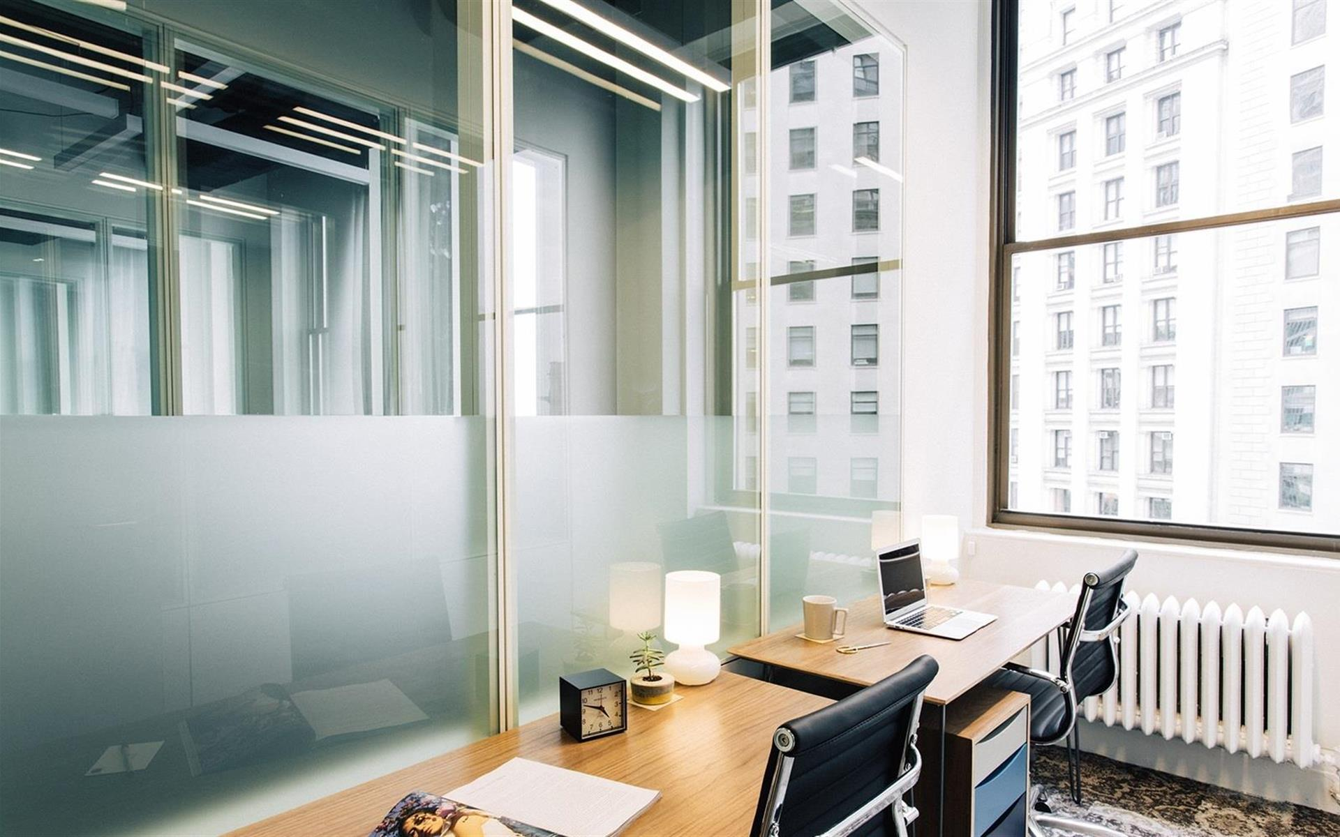 Primary - Financial District - Office | 1 person