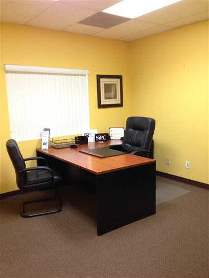 The Met Center AV   Executive Office Suite 1