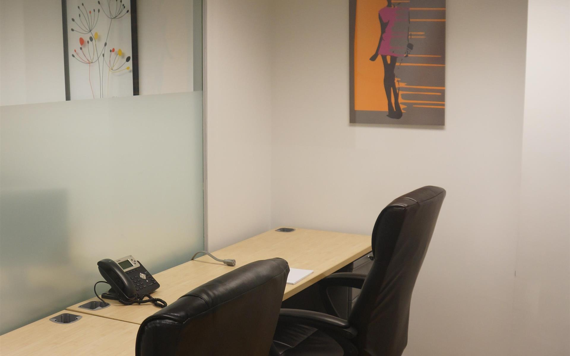 New City Ventures - I Share Office in Midtown