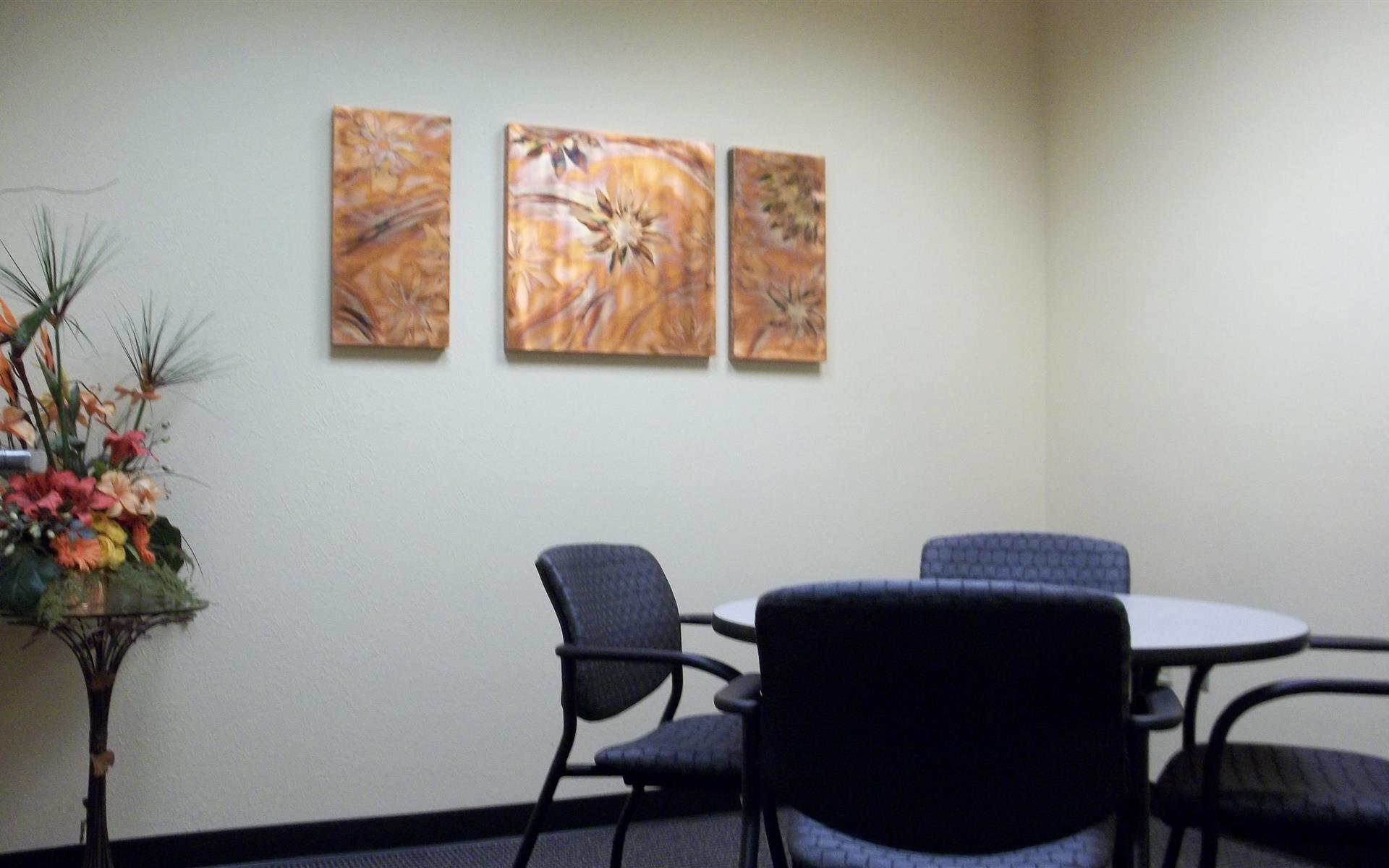 Office Alternatives - Small Conference Room