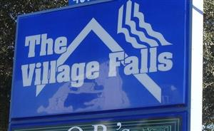 Logo of The Village Falls