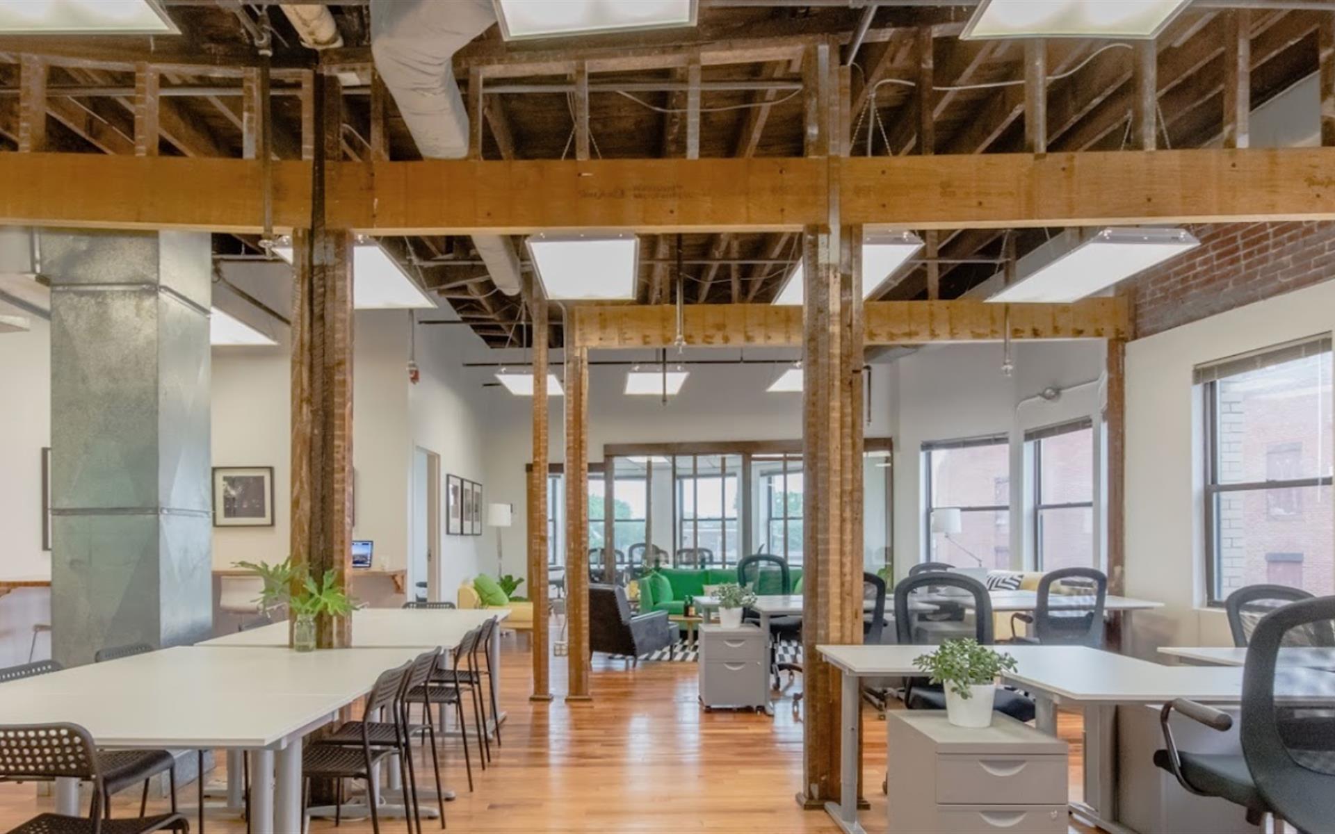 Fields Corner Business Lab - Full Time Membership