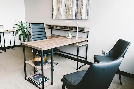 WORKSUITES | North Houston - INTERIOR OFFICE | 1-2 PEOPLE