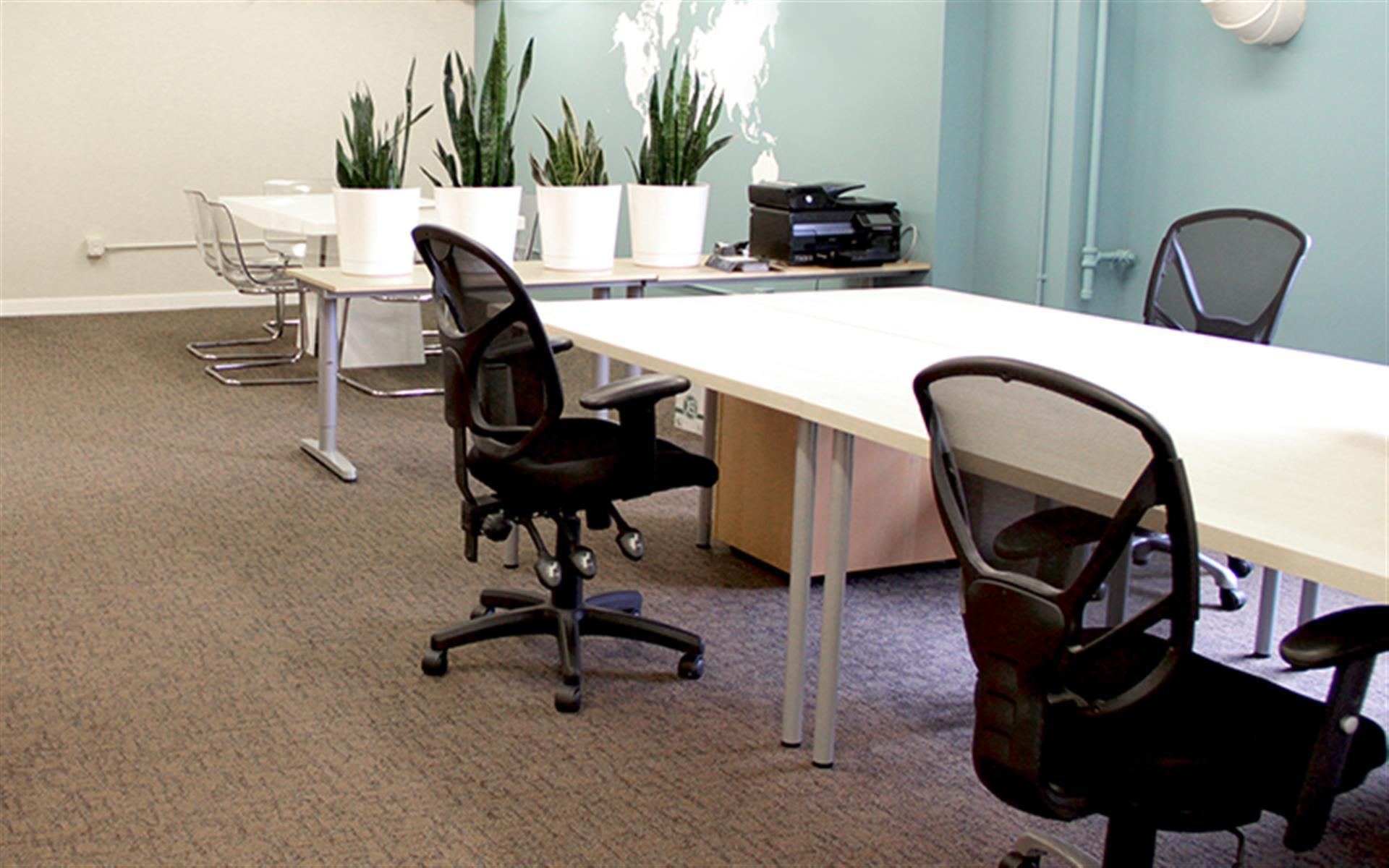 Seattle Office Space