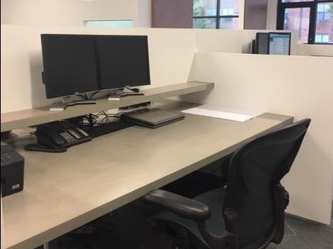 BHM Architects, PA - Dedicated Desk 2