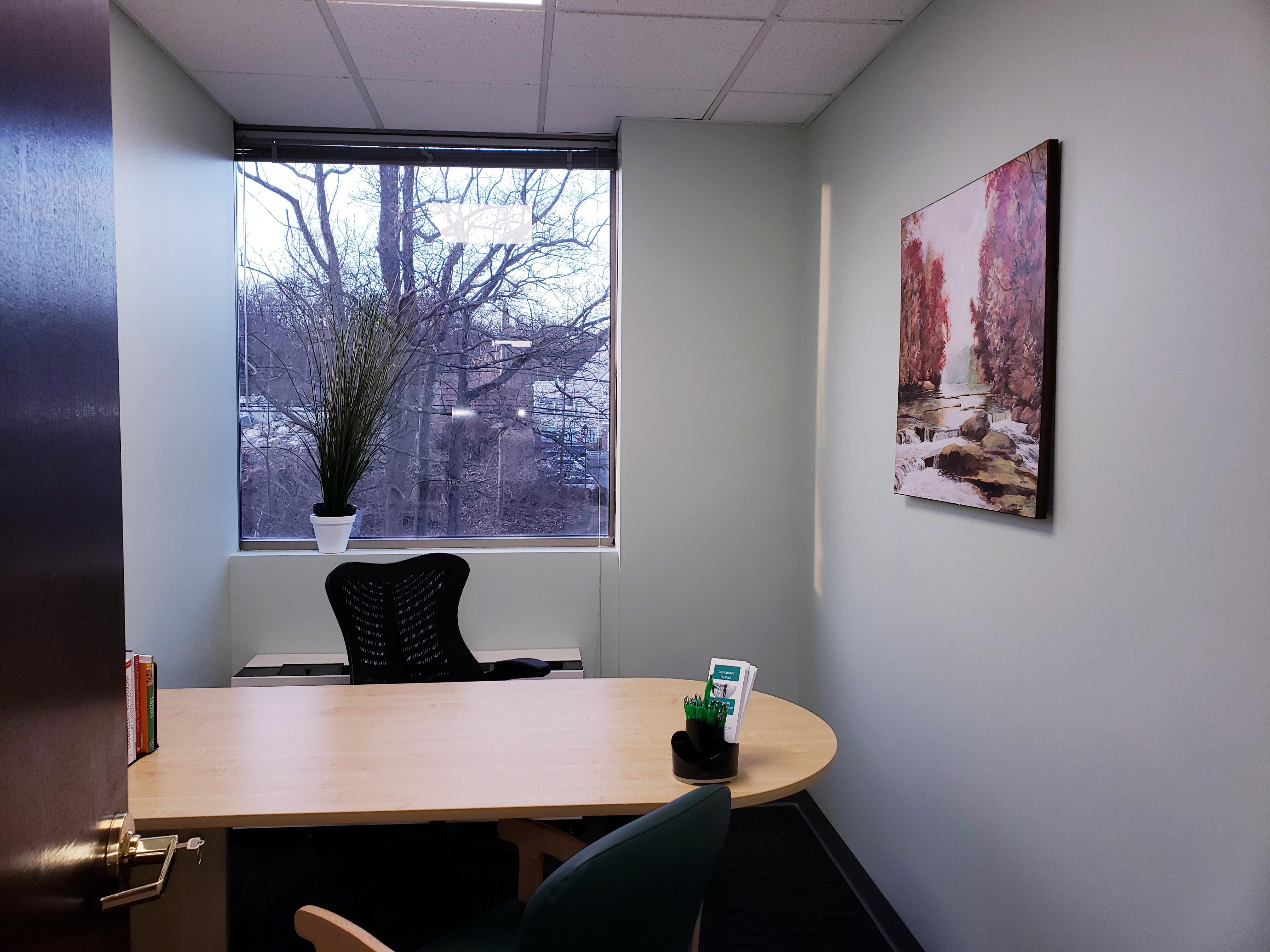 Barbara Belicia's - Suite A office