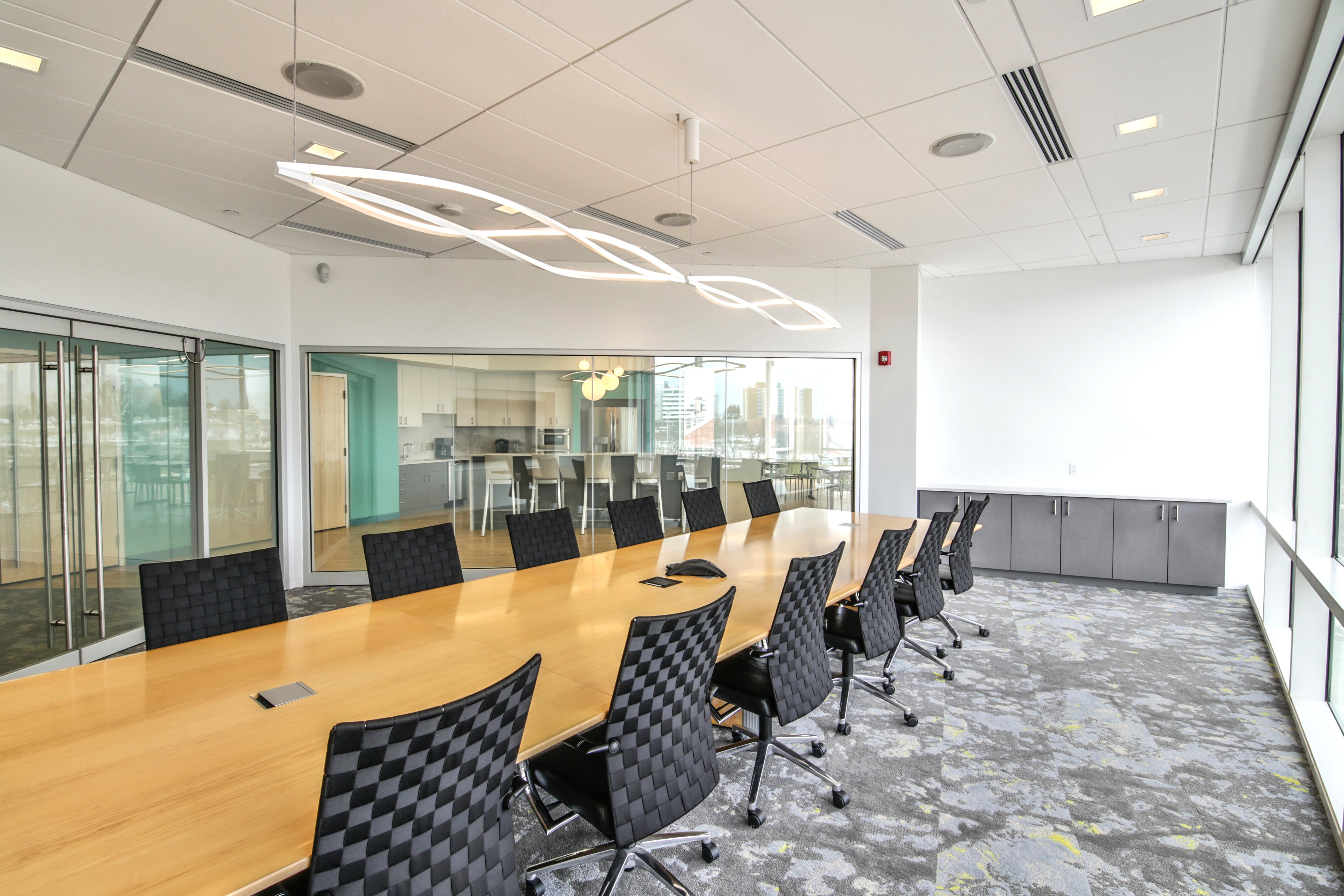 Burns Scalo Real Estate - Large Conference Room