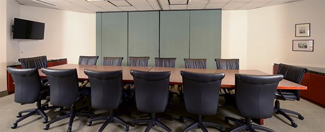 St. Paul Plaza Conference Center - Executive Board Room