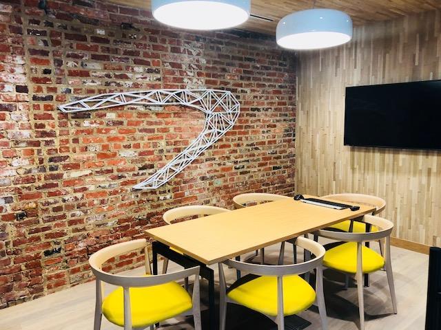 Capital One Café - Carytown - Meeting Room 3