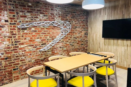 Capital One Café - Carytown - Meeting Room 3