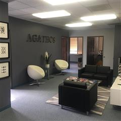 Host at Agathos Inc
