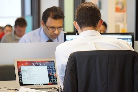 Launch Workplaces - Towson - Open Desk