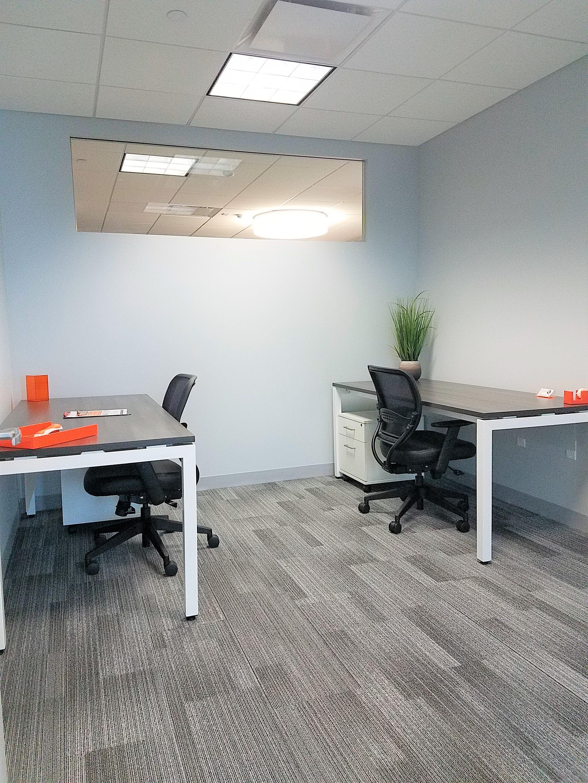 Office Evolution - Stamford - Economy Shared Office- Interior/ Window
