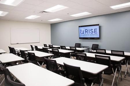 RISE Collaborative Workspace - Classroom