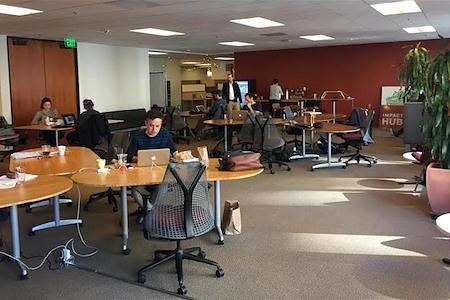 Impact Hub San Francisco - Community Plus Membership