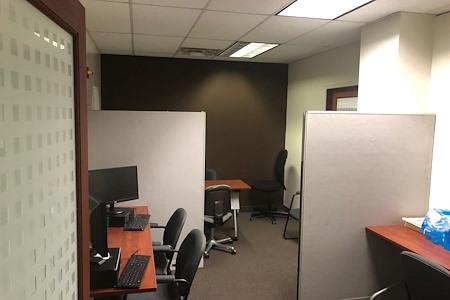 Maryland Global Training Center - Open Desk 2