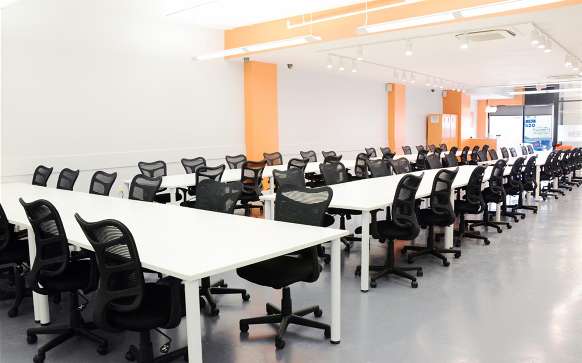 TEEM Coworking - Harlem NYC - Event Space