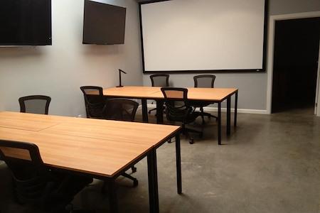 RobertsonExpo - Training class room
