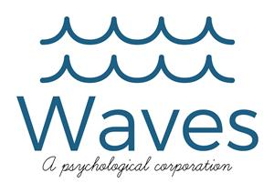 Logo of Waves, A Psychological Corporation