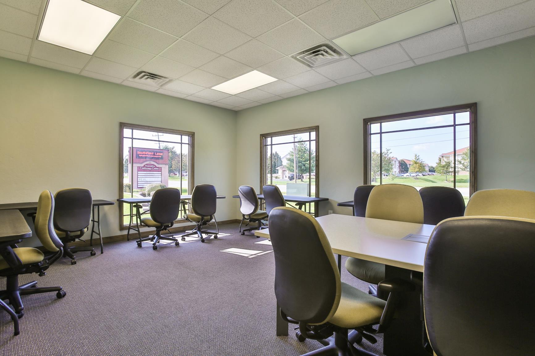 SouthPoint Office Technology Exchange, LLC - Co-working Desk 1