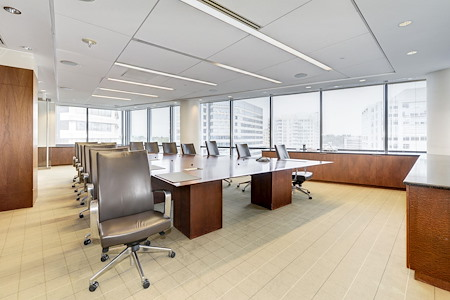 Carr Workplaces - Friendship Heights - Col. Belt Training Room