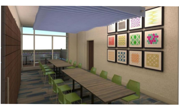 Holiday Inn Express & Suites- Charlotte - University Room