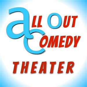 Logo of All Out Comedy Theater