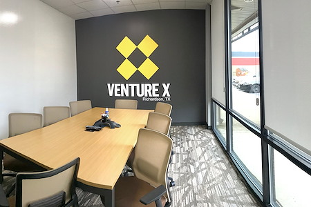 Venture X | Richardson - Campbell Room