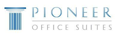 Logo of Pioneer Office Suites LLC