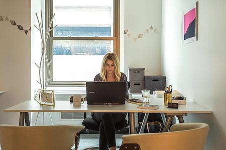 Novel Coworking Kansas City - Novel Coworking office!