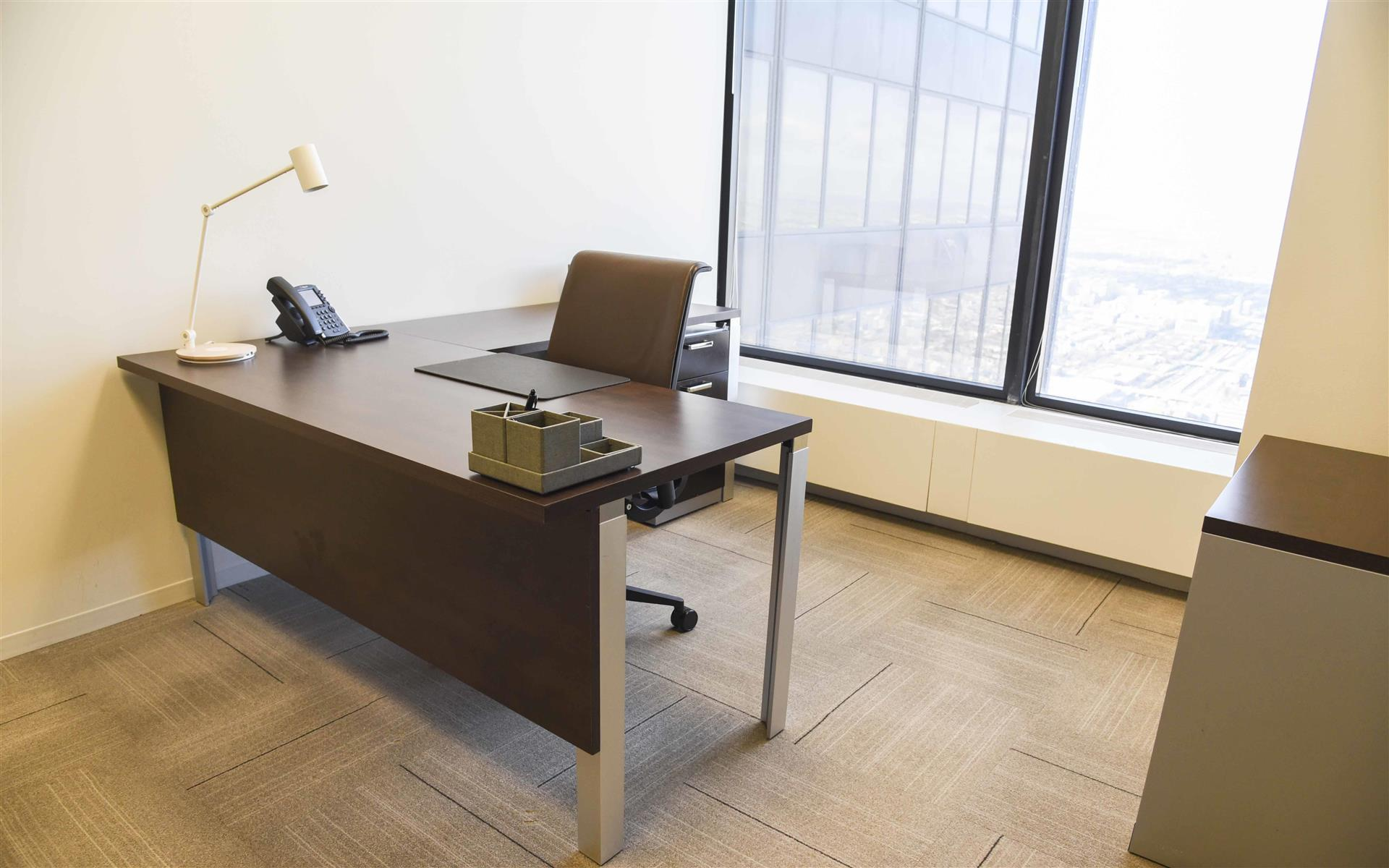 Work Better Chicago - The Willis Tower - Team Office for 3