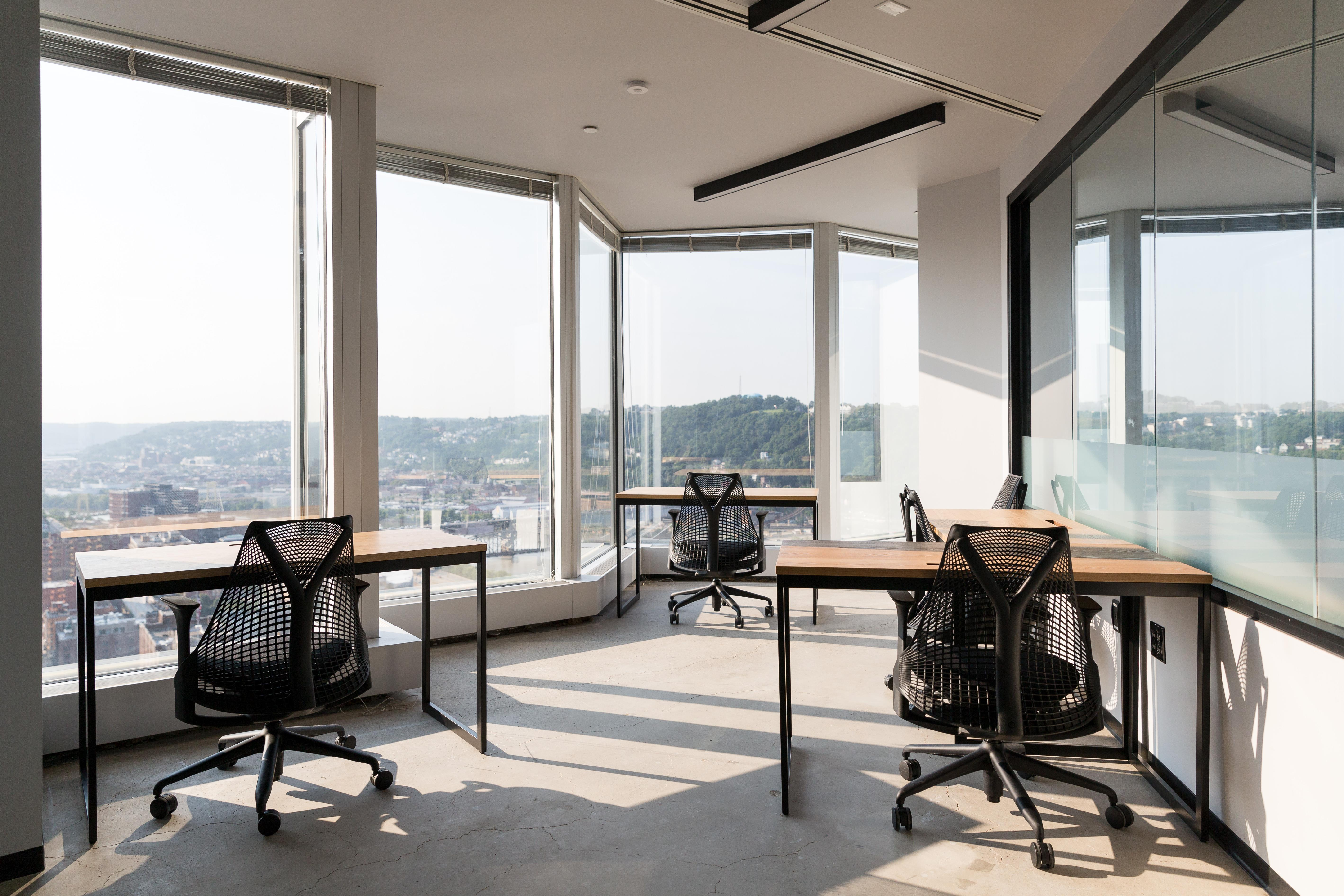 Industrious Pittsburgh - Team Space for 4