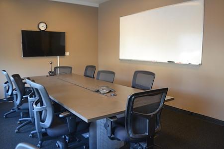 Informing Change - Meeting Room in Secure Building-Grt View