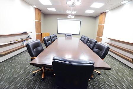 Mission 50 - NJ's Premier Coworking Space - Executive Conference Room (suite 111)