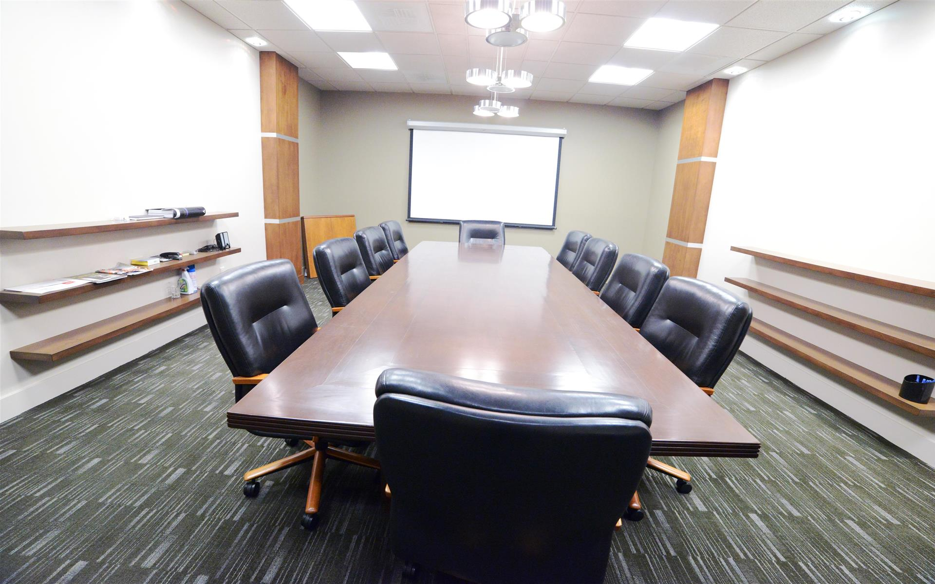 Mission 50 - NJ's Premier Coworking Space - Executive Conference Room