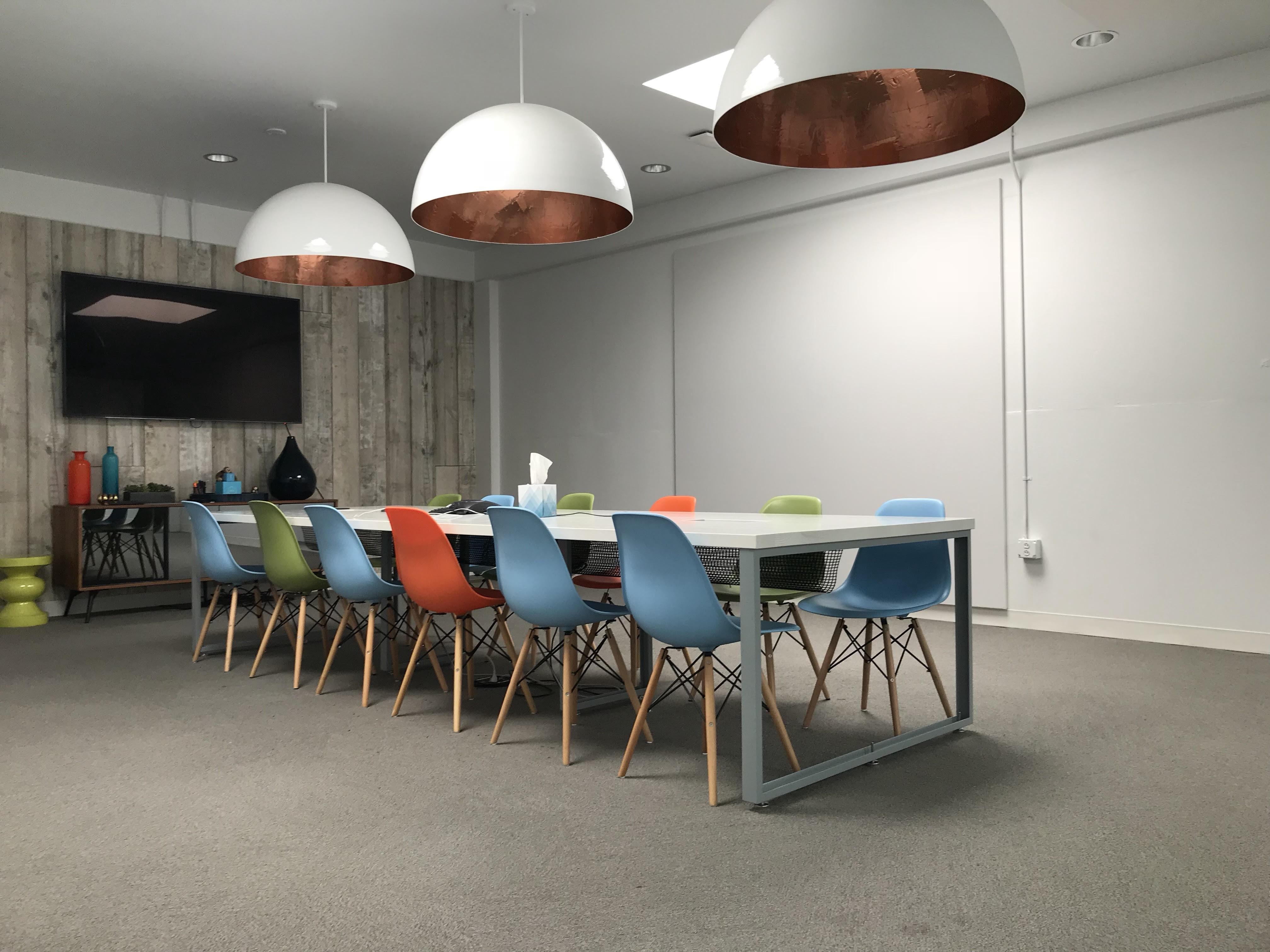 Alyssa Fong - Training Room for 12 at Whil Concepts