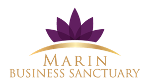Logo of Marin Business Sanctuary