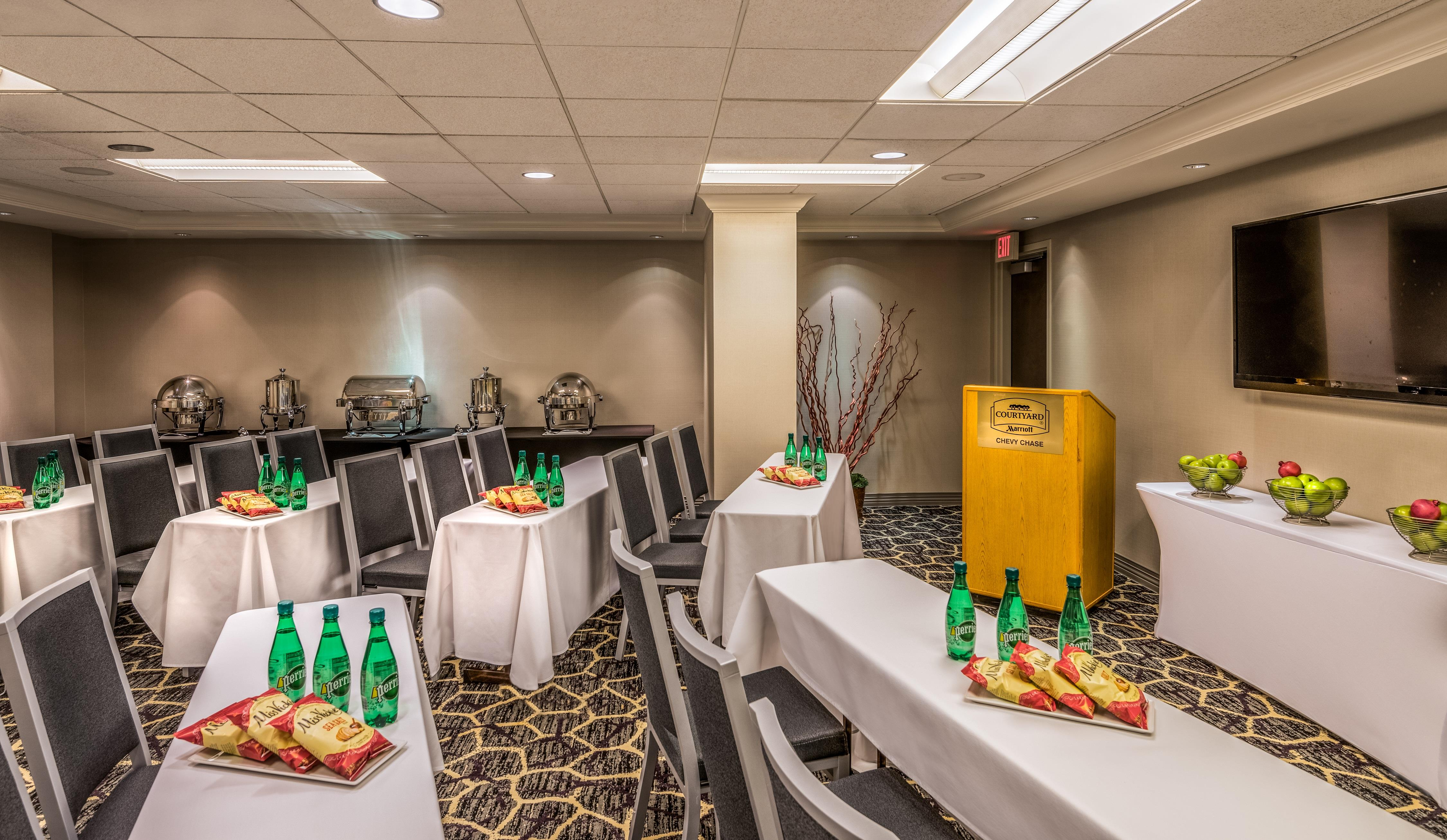Courtyard by Marriott Chevy Chase - Belgravia
