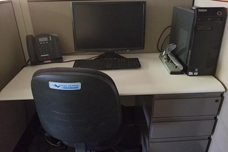 Instabill - Dedicated Desk 1