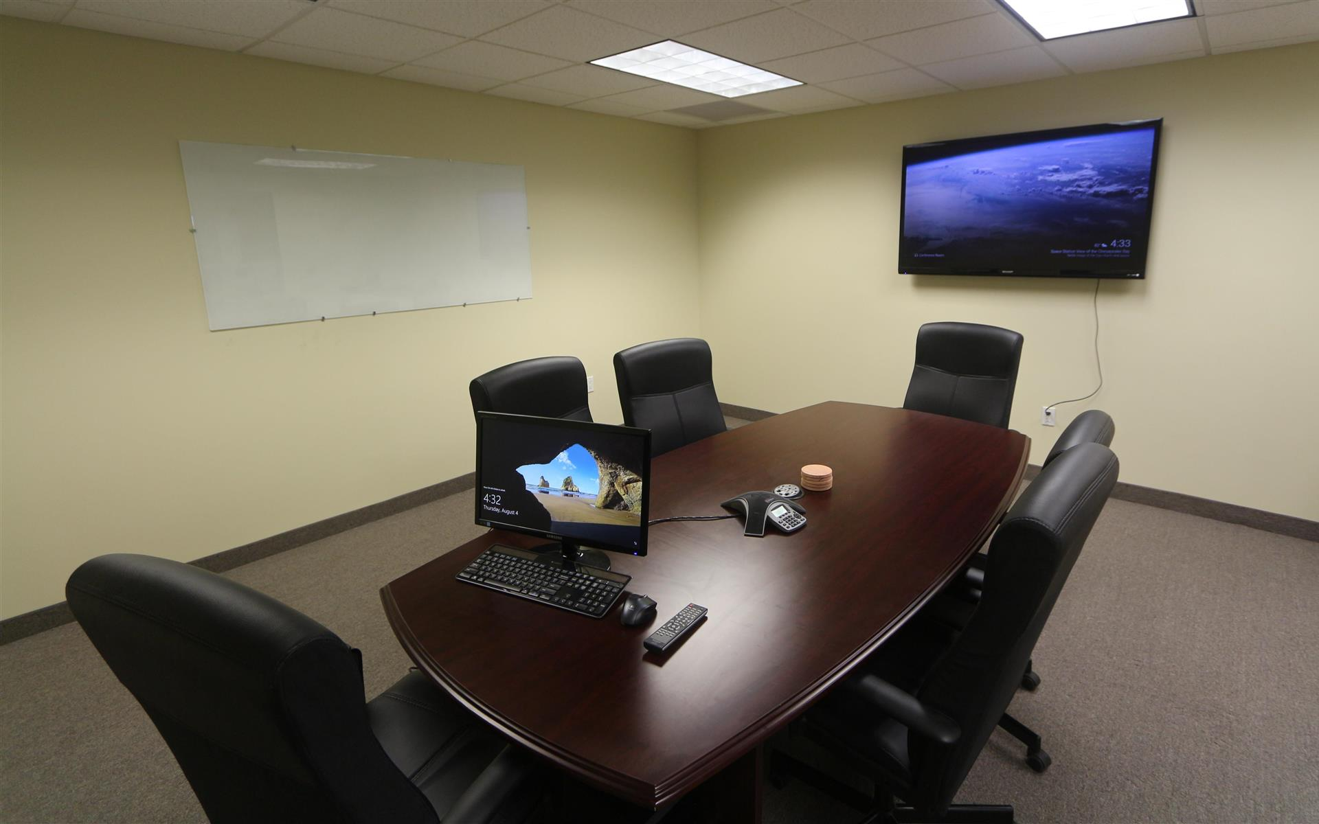 Accelerated Information Systems - Long Island NY - Conference Room