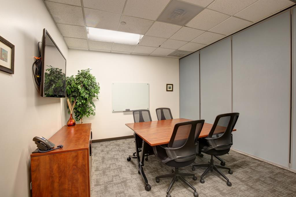 Office Evolution - One Cherry Creek - Conference Room 3 (4 ppl)