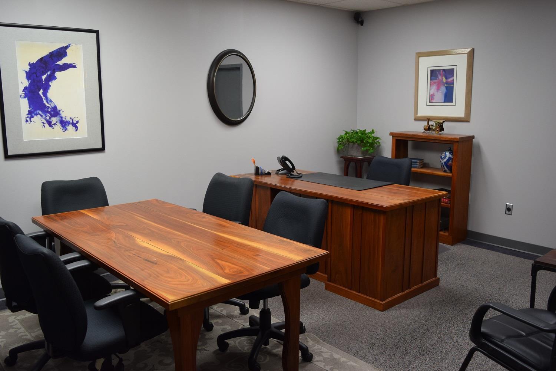 Perimeter Park Executive Center - Office 1 - Private Interior Office