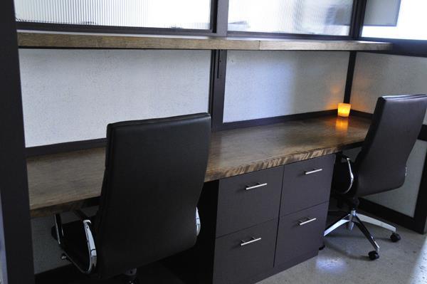Manhattan Renovations - Dedicated Desk -Shared Space