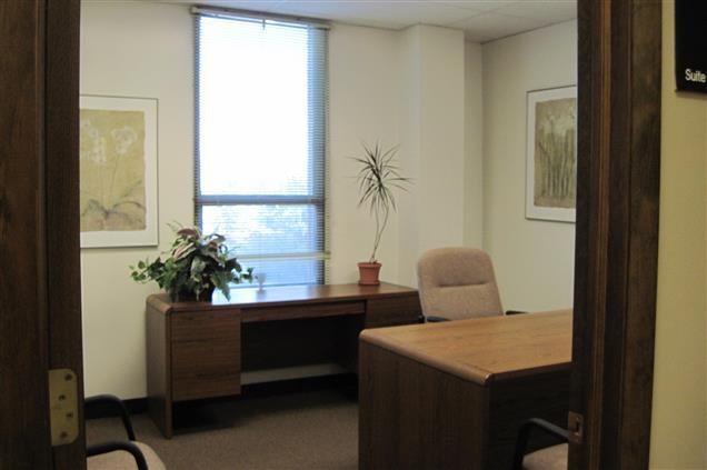 Farnsworth Offices - Model Office
