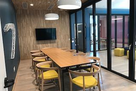Capital One Café - Walnut Creek - Community Room 2