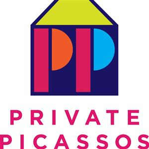 Logo of Private Picassos Art Studio & Shop - Parkslope
