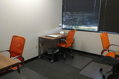 Perimeter Park Executive Center - Office 17 - Private Window Office