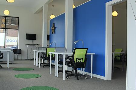Room to Grow - Dedicated Desk 1