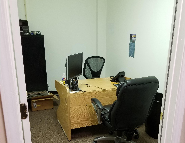 Nanobaud - Dedicated Office